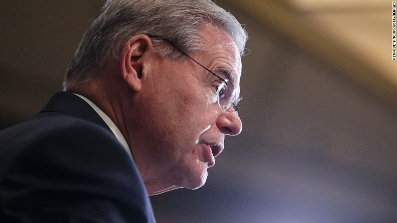 Menendez: 'Not once have I dishonored' office