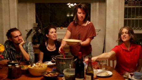 Across the San Francisco Bay Area, many people are returning to communal living.
