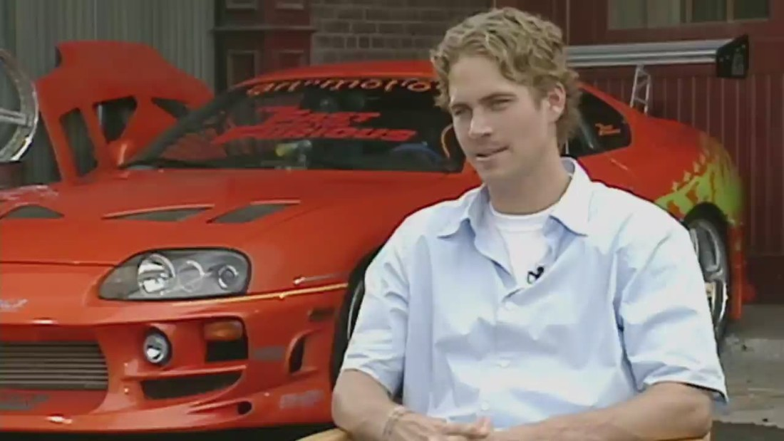 Fast And Furious 2001 Paul Walker From the vault:...