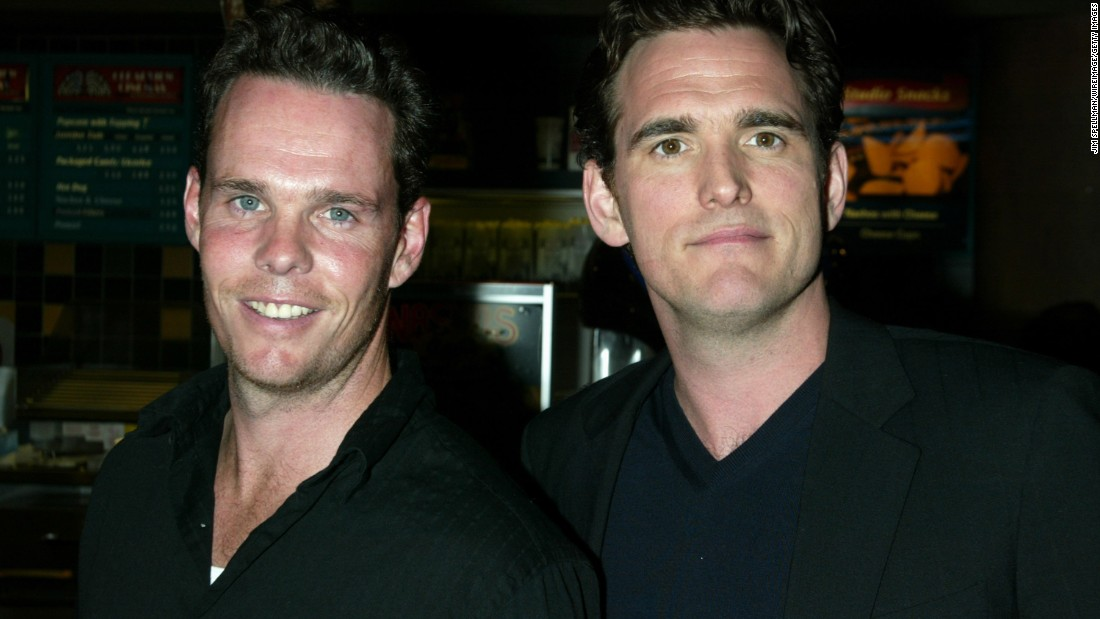 "Kevin Dillon, left, played Johnny ""Drama"" Chase on HBO's ""Entourage. Big brother Matt is the star of movies such as ""Drugstore Cowboy,"" ""There's Something About Mary"" and ""Wild Things."""
