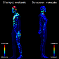 3D skin map