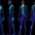 3D skin maps geneal bacteria
