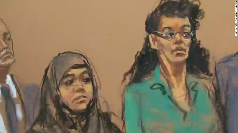 tsr dnt carroll nyc women arrested in bomb plot_00000000