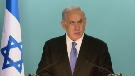 Netanyahu: Iran nuclear program poses 'grave danger'