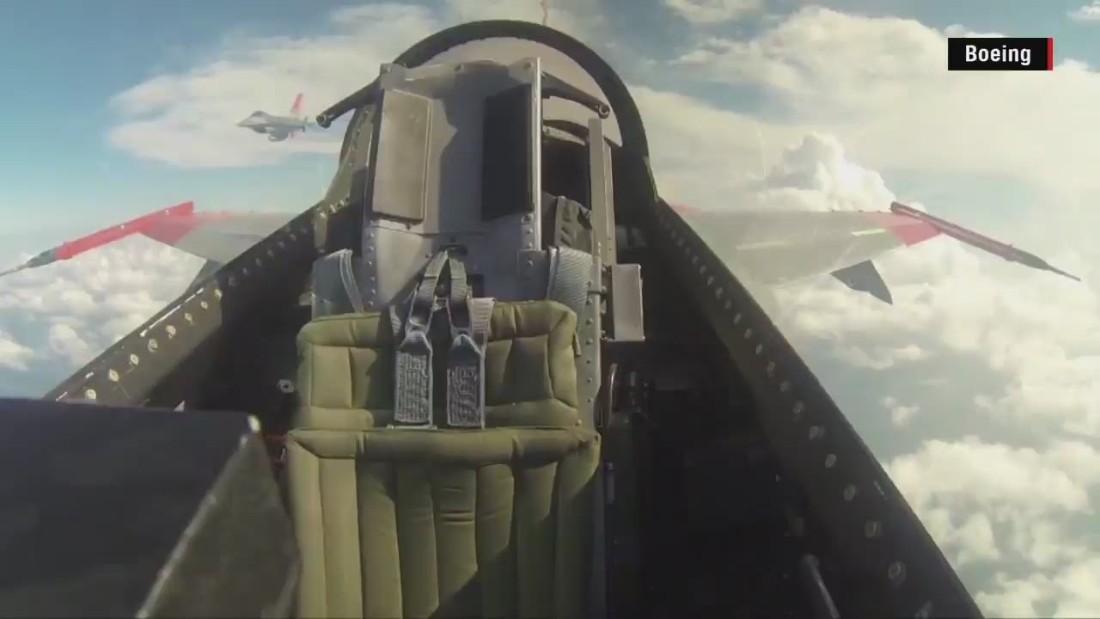 F 16 Fighter Jet Cockpit F-16 fighter jet flies...