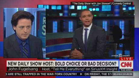 "New ""Daily Show"" Host - bold choice or bad decision?_00013724"