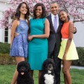 obama family portrait 2015