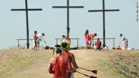 Filipinos Crucified On Good Friday Cnn Com