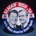 1980- Reagan Bush