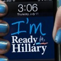 2016- ready for hillary smartphone
