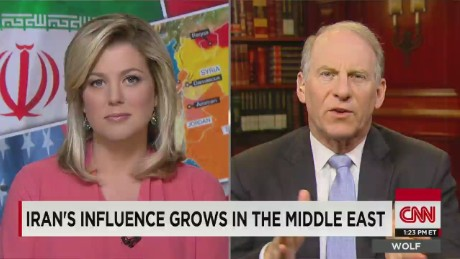 exp intv richard haass iran growing influence_00002001