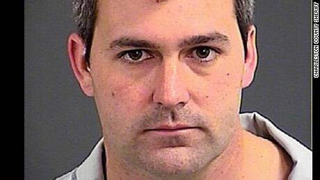 Michael Slager has been under house arrest since his release from jail on bond in January.