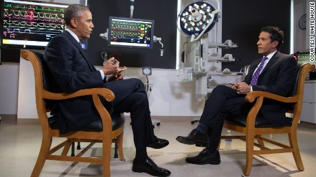 President Obama, others link climate change to public health