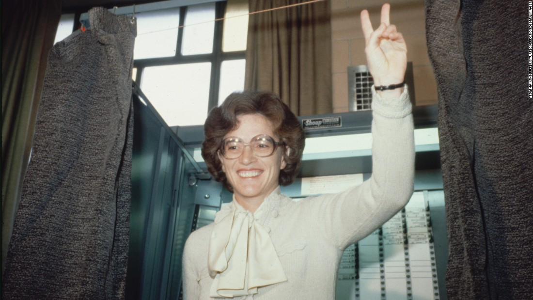 "Elizabeth ""Liz"" Holtzman won a long-shot campaign for Congress in 1972 by unseating a longtime Brooklyn incumbent who had opposed the ERA. At 31, she became the youngest woman in the House. She co-founded the Congressional Women's Caucus and fought successfully to extend the original 1979 ERA deadline."