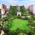 Amazing Gardens- ACROS Fukuoka Japan
