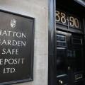 hatton garden heist