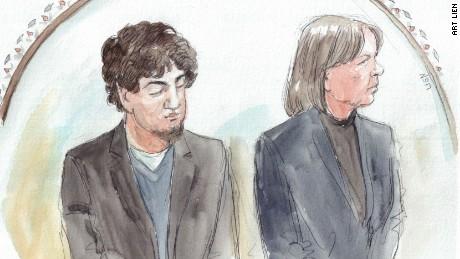 Tsarnaev Trial 4/8/2015