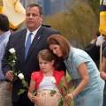 Christie- 2011 Sept 11 memorial