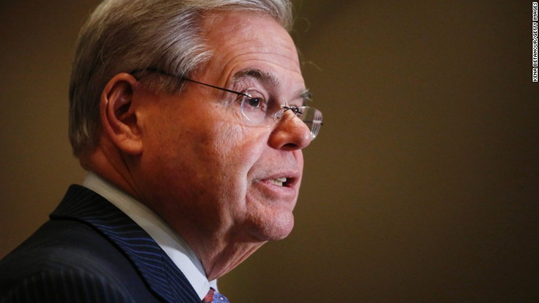 Sen. Menendez: Iran deal is 'aspirational'