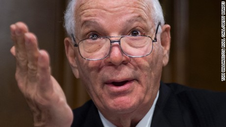 Sen. Ben Cardin says opposition to the ERA may stem from fears over religious conflicts or government intrusion.