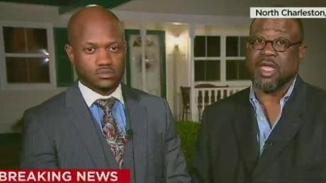 cnn tonight walter scott family brother don lemon live interview _00013919