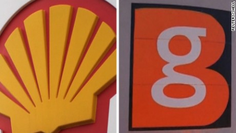 shell logo (shell) bg group logo (reuters)