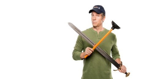 Mike Rowe host of CNN's Somebody's Gotta Do It