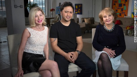 Barbara Walters' interview with Mary Kay Letourneau Fualaau and Vili Fualaau airs Friday.