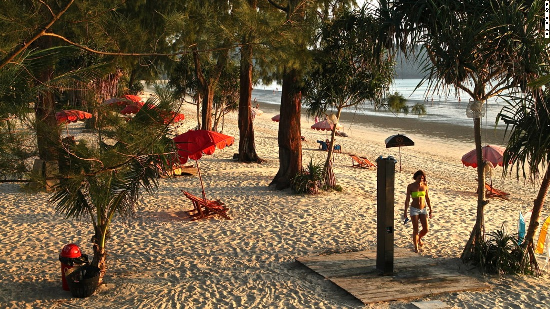 No need to share a sun umbrella even during peak season. Koh Phayam is more popular than ever, but it's still off the beaten trail.