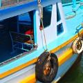 Koh Phayam-old boat