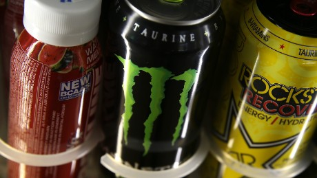 Study: Growing number of calls to poison centers involve kids and energy drinks
