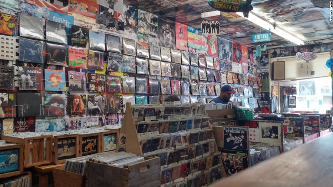 "<a href=""http://www.wuxtry-records.com/"" target=""_blank""><strong>Wuxtry Records</a></strong> was founded in 1976 and now operates stores in Decatur, Georgia -- just outside Atlanta -- and the college town of Athens. The Athens store, near the University of Georgia, includes R.E.M.'s Peter Buck and producer Danger Mouse among its famous ex-employees."