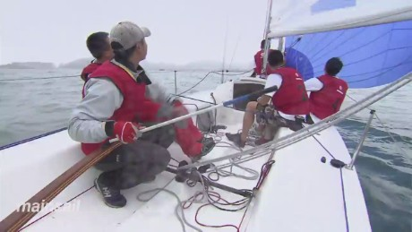 spc mainsail volvo ocean race b_00023714