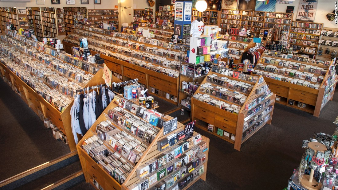 "No trip to Austin, Texas, is complete without a visit to <a href=""http://www.waterloorecords.com/"" target=""_blank""><strong>Waterloo Records</a></strong>, a landmark since 1982. The city's thriving music scene and South by Southwest festivals have helped boost the cachet of the store, which has hosted appearances by everyone from Willie Nelson to Spoon."