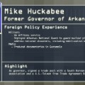 huckabee-policy