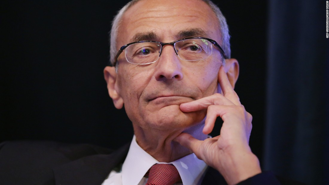 The consigliere - John Podesta, one of the top liberal minds in politics, will serve as Clinton's campaign chairman.  A former White House chief of staff for Bill Clinton and a top counselor for President Obama, Podesta has the stature to speak truth to power. His influential role in early structural and strategic decisions suggests that he will be a far more hands-on campaign chairman than most.