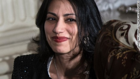 "The gate-keeper -  Huma Abedin has worn many hats for Hillary Clinton - intern, ""body woman,"" chief of staff - but the title that best describes her is gate keeper and confidant. No one without the last name Clinton is said to have a tighter relationship with the former secretary of state. Although her formal title in the 2016 campaign is not yet clear, she remains one of Clinton's most trusted personal aides."