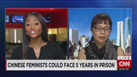 exp Chinese feminists could face 5 years in prison_00002001