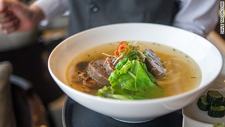 A bowl of beef noodles is a fine way to dive into Taiwan's eating scene.