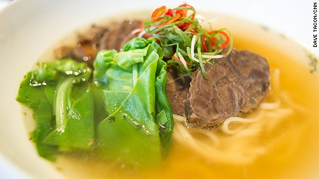 The Regent Taipei is a multiple-award winner at the Taipei Beef Noodle Festival.