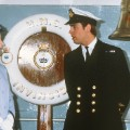 Prince Andrew HMS Invincible Falklands return