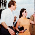 Princess Margaret in Pisa