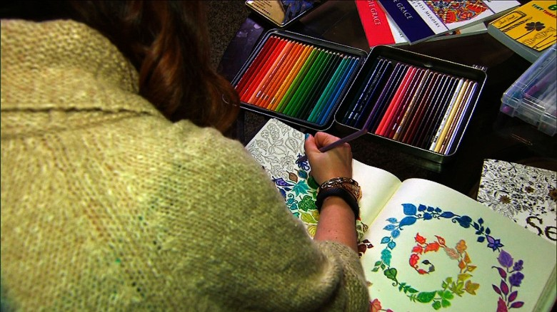 Why adult coloring books are good for you - CNN