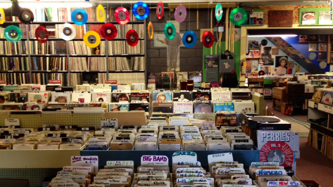 Information Systems Proposal For Nostalgic Record Store