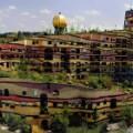 Urban gardens Waldspirale
