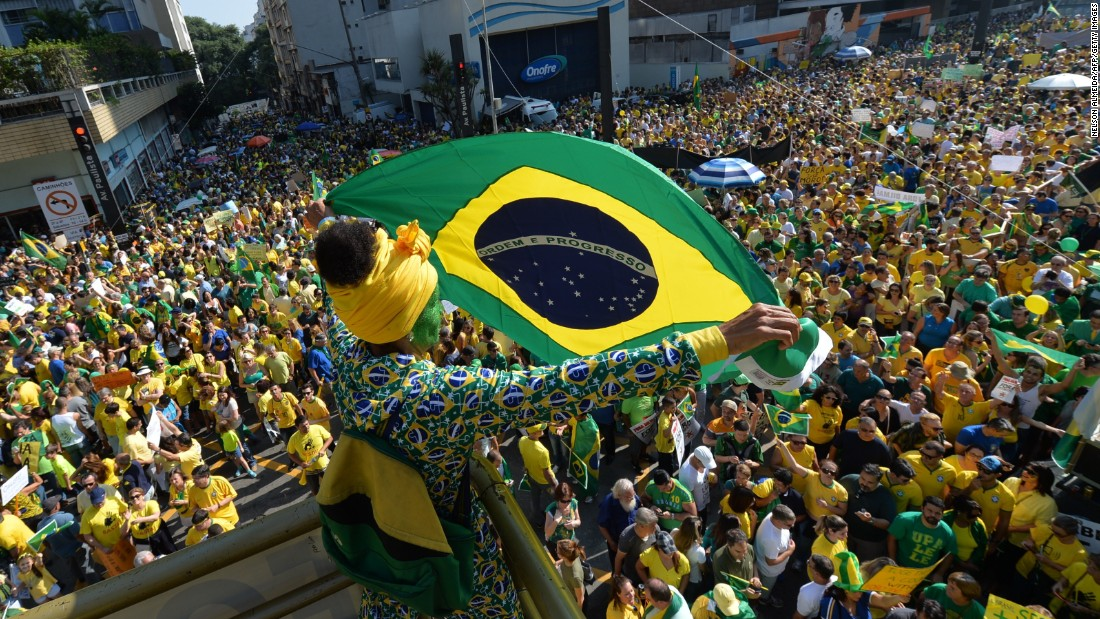 people and government of brazil Facts and statistics about the government type of brazil  or other political entity  founded on law and united by a compact of the people for the common good.