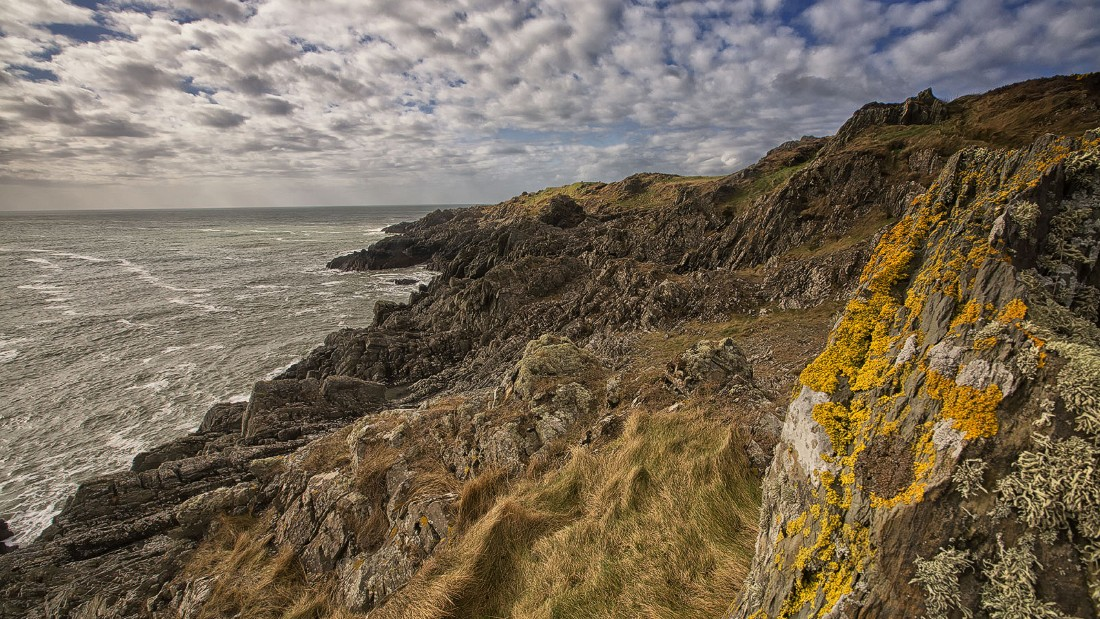 The rugged coastline of Strangford is a regular destination for GoT crews, doubling for Westeros. It's where much of the filming around the fictional Winterfell castle takes place.