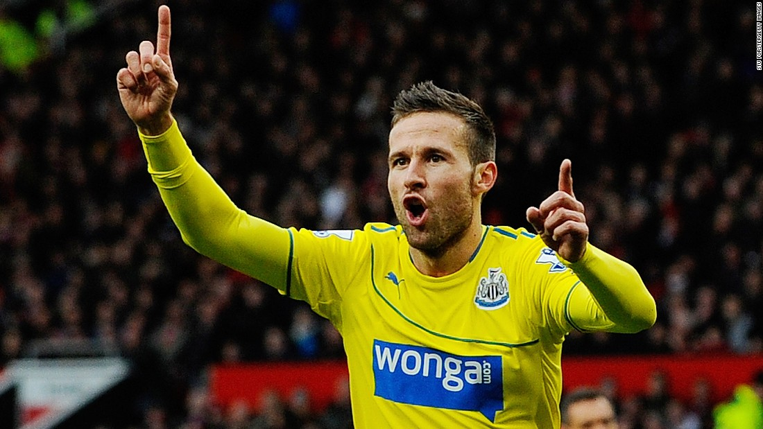 Newcastle's policy of recruitment is to purchase preferably young foreign talent with sell-on potential. A case in point is Yohan Cabaye, who was bought in 2011 for a reported $6.3 million and sold to Paris Saint-Germain in January 2014 for $28m. He wasn't replaced and the club won just four of its next 16 matches.