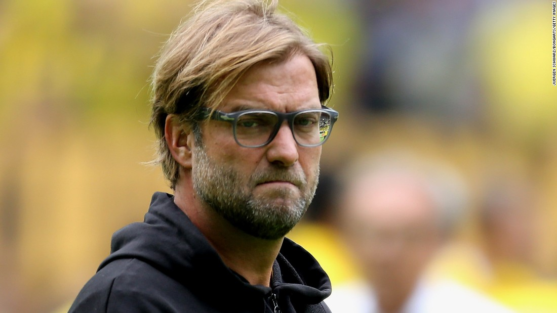 But, Klopp also had reasons to be glum. His time at Dortmund is perhaps best remembered for the team's run to the 2013 Champions League final. While he won many admirers, Klopp didn't win club football's biggest prize. Dortmund were beaten 2-1 by archrivals Bayern Munich at London's Wembley Stadium.