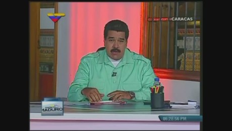cnnee vtv sot maduro on spain and rajoy_00001630